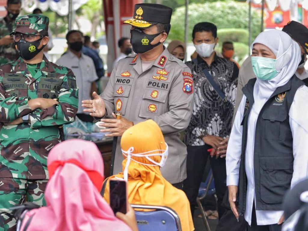 Gerak Cepat Gubernur Khofifah Tangani Varian Delta yang Ngegas di Jatim