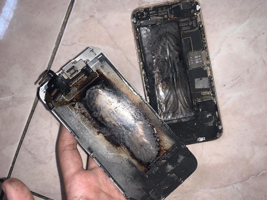 iPhone 6 Meledak Viral di TikTok