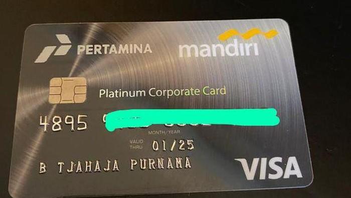 Kartu Kredit Basuki Tjahaja Purnama