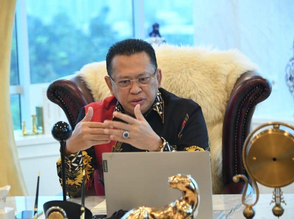 Bamsoet Minta Kadin Indonesia Dorong Pertumbuhan Ekonomi