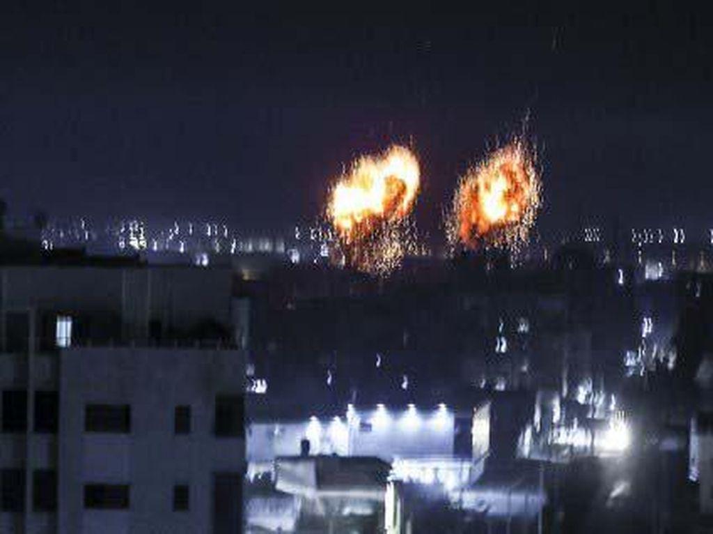 Khianati Gencatan Senjata, Israel Kembali Serang Gaza