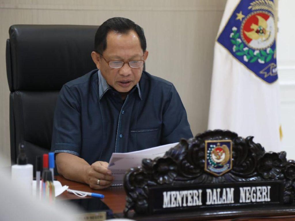 Mendagri Tito soal PPKM Darurat: Lebih Baik Bersakit-sakit 3 Minggu