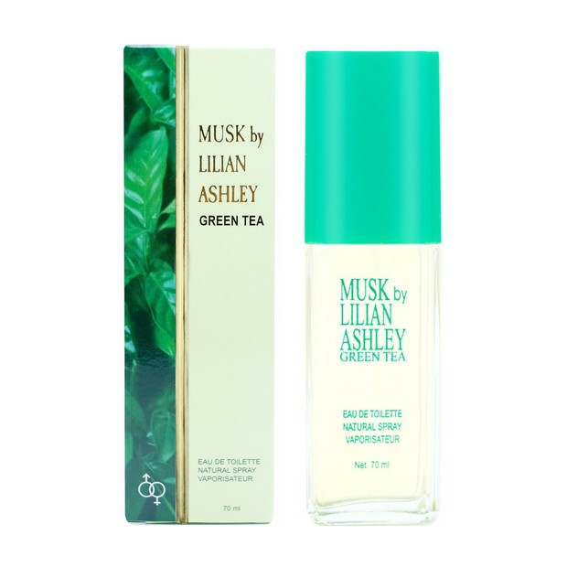 Musk Lilian parfume green tea