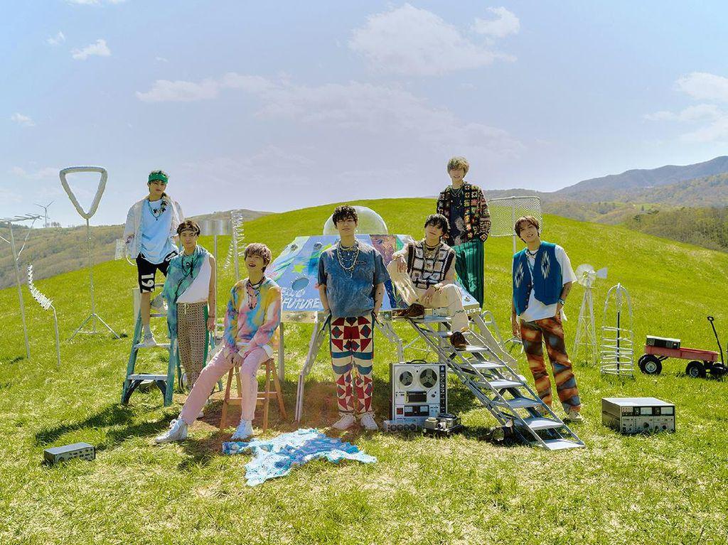 Intip Bocoran Lagu Terbaru NCT Dream, Hello Future