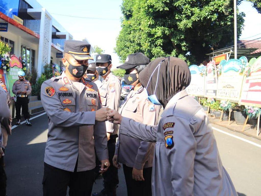 Kapolres Tuban Pamitan ke Anggota hingga Ulama