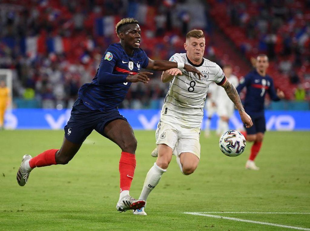 Klasemen Grup F Euro 2020: Prancis Juara Grup, Jerman Finis Kedua