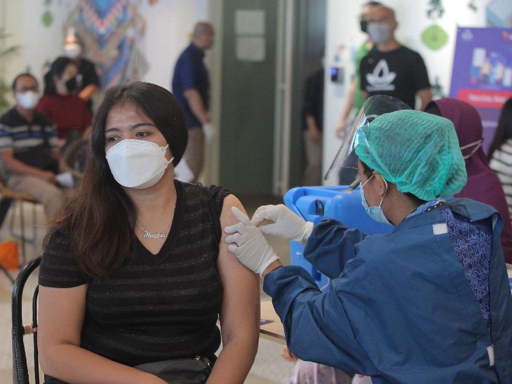 Kemenkes Tegaskan Vaksinasi Gotong Royong Pakai Sinopharm dan Cansino