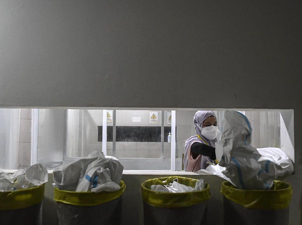 BOR RSDC Wisma Atlet Capai 70%, Kini Sisa Sekitar 1.000 Tempat Tidur