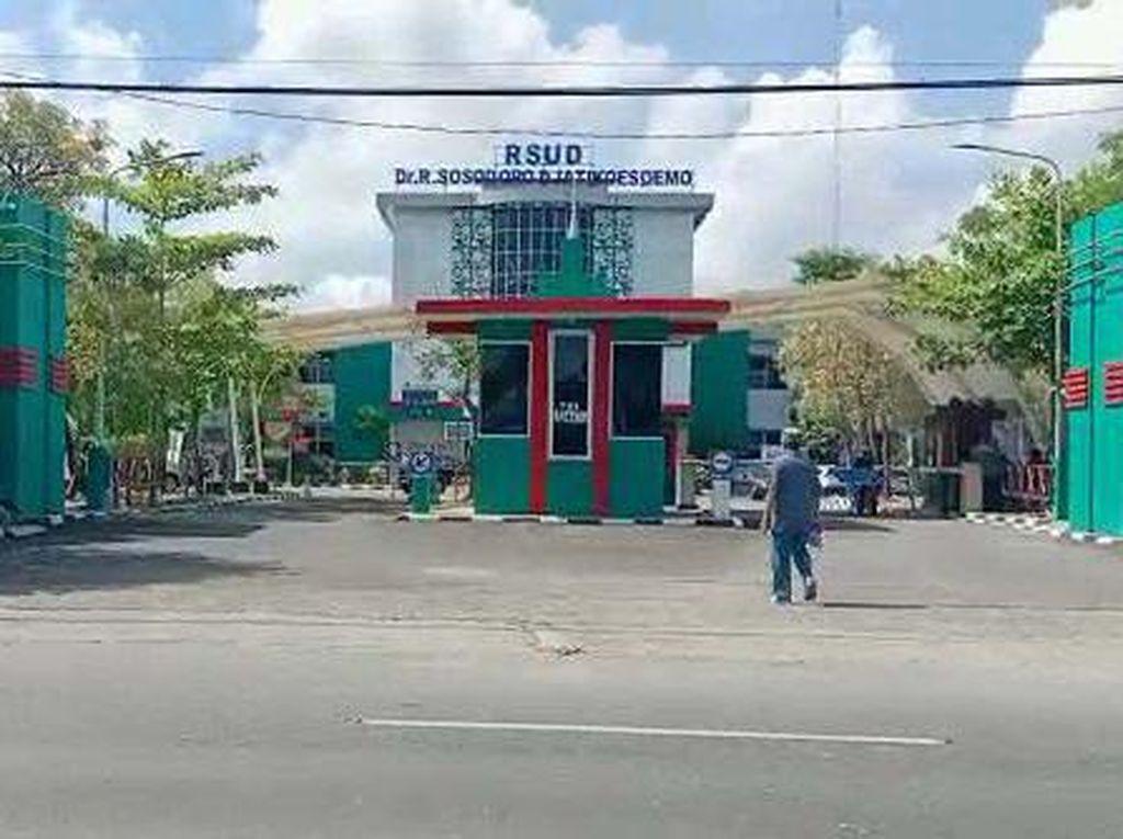 Kondisi Terkini Pasien Varian Delta yang Diisolasi di RSUD Bojonegoro
