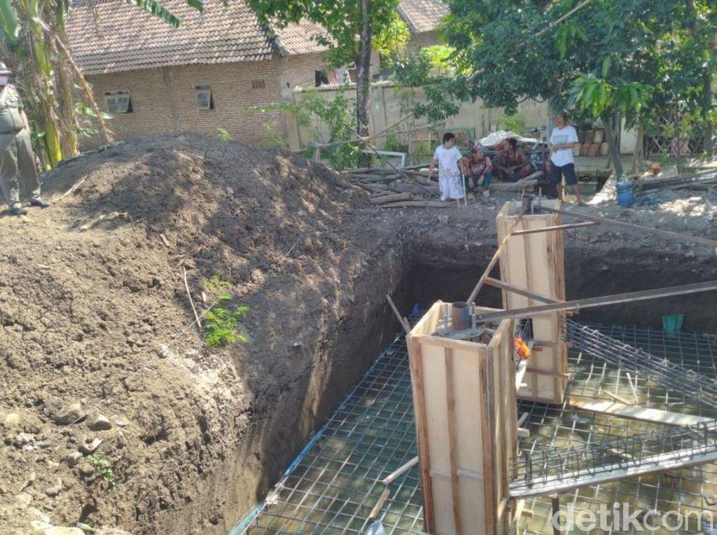 Pembangunan Tower, Gudang, Perumahan Tak Ber-IMB di Kota Pasuruan Dihentikan