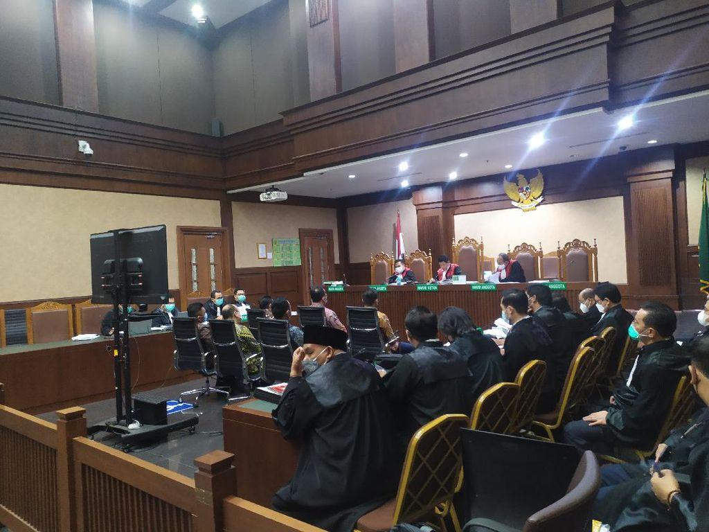 Terungkap! Alasan Edhy Prabowo Beri Uang ke Pesilat Uzbekistan