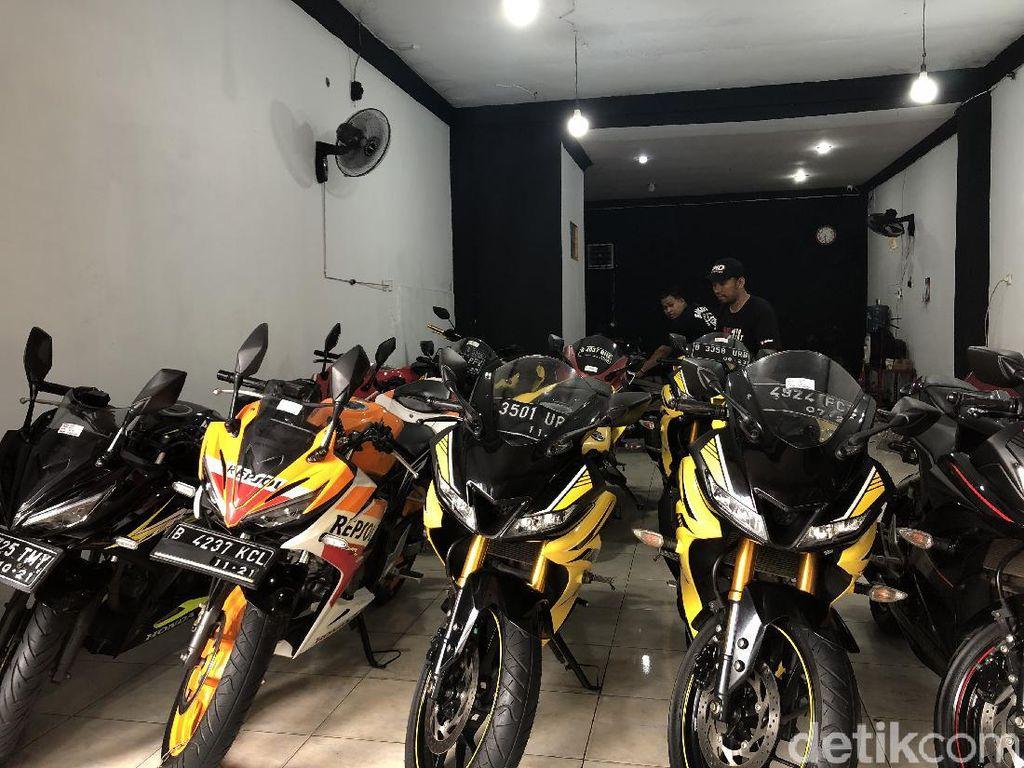 Pandemi, Penjualan Motor Sport 150 sampai 250cc Bekas Nggak Goyang