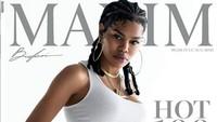 Penyanyi Ini Jadi Wanita Terseksi Kulit Hitam Pertama Versi Maxim