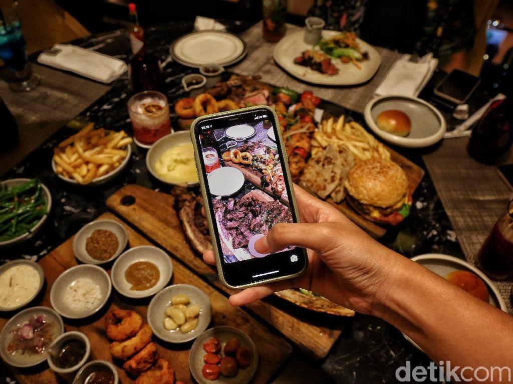 Dinner Mewah di Venue Ikonik Bandung, Inilah The 18th Restaurant and Lounge