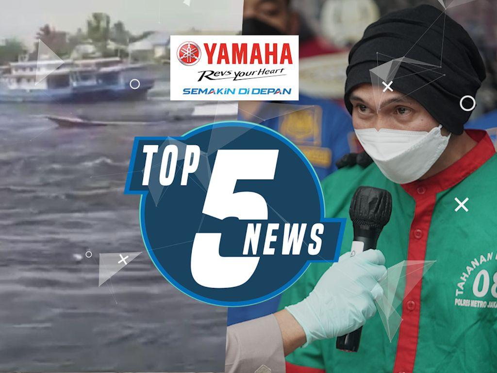 Top 5: Tsunami Terjang Maluku Tengah, Anji Minta Maaf