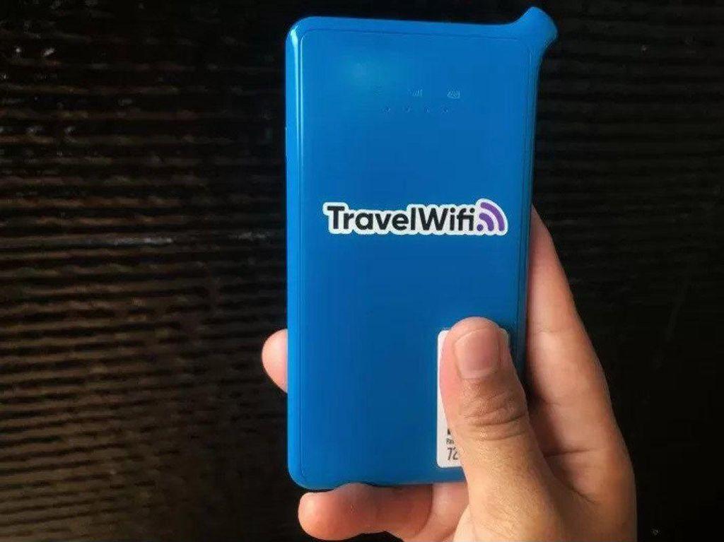 TravelWifi Ramaikan Layanan Internet di Indonesia