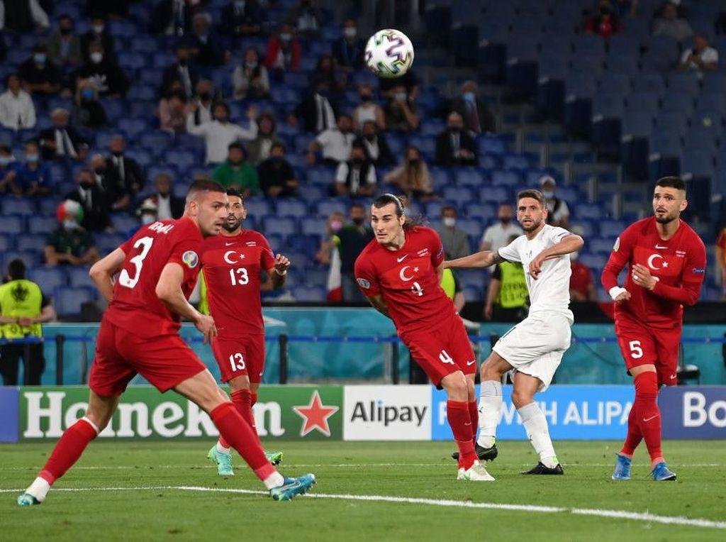 Tekad Timnas Turki Bangkit dan Menang Lawan Wales!