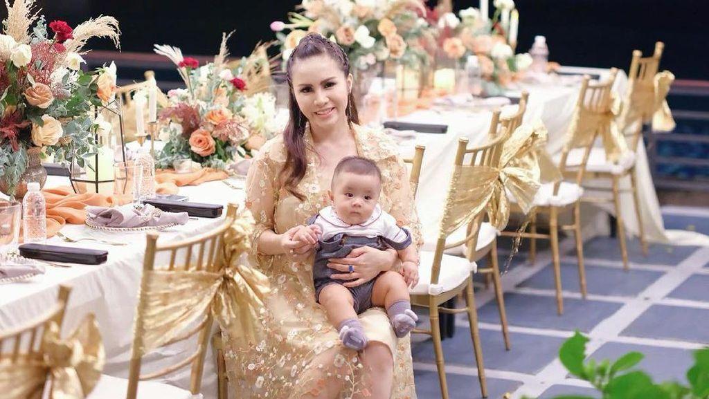 8 Potret Mewahnya Kamar RS Anak Momo Geisha, Bak di Hotel Bintang 5