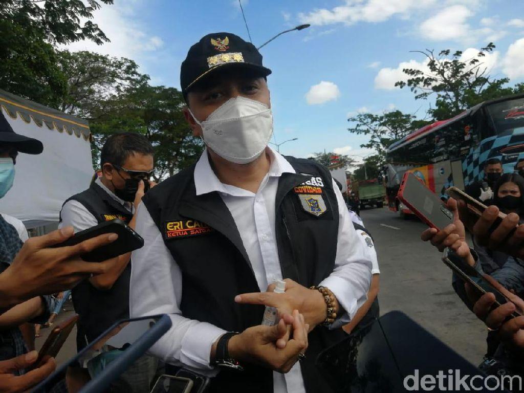 Pemkot Surabaya Utamakan Penyekatan Suramadu Arah Bangkalan