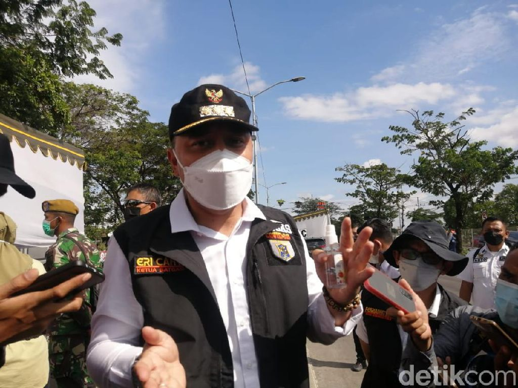 Warga Surabaya Berusia di Atas 18 Tahun Sudah Bisa Daftar Vaksinasi COVID-19