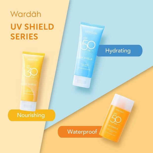 WARDAH UV Shield Series