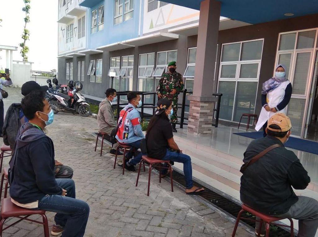 341 TKI Asal Lamongan Pulang Kampung, 10 Orang Positif COVID-19