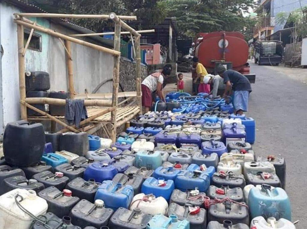 23 Desa di Kabupaten Pasuruan Berpotensi Krisis Air