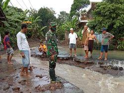 Banjir Genangi Empat Desa di Banyuwangi