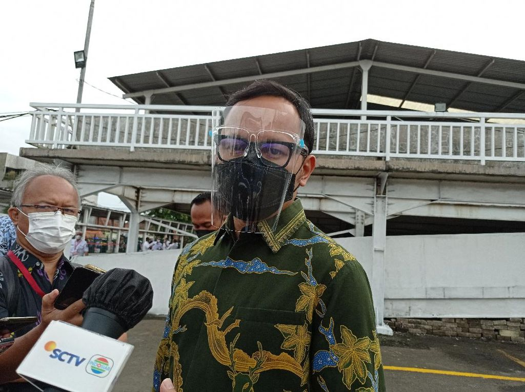 Bima Arya Sebut Jokowi Setuju Penambahan Stok Vaksin COVID-19 di Bogor