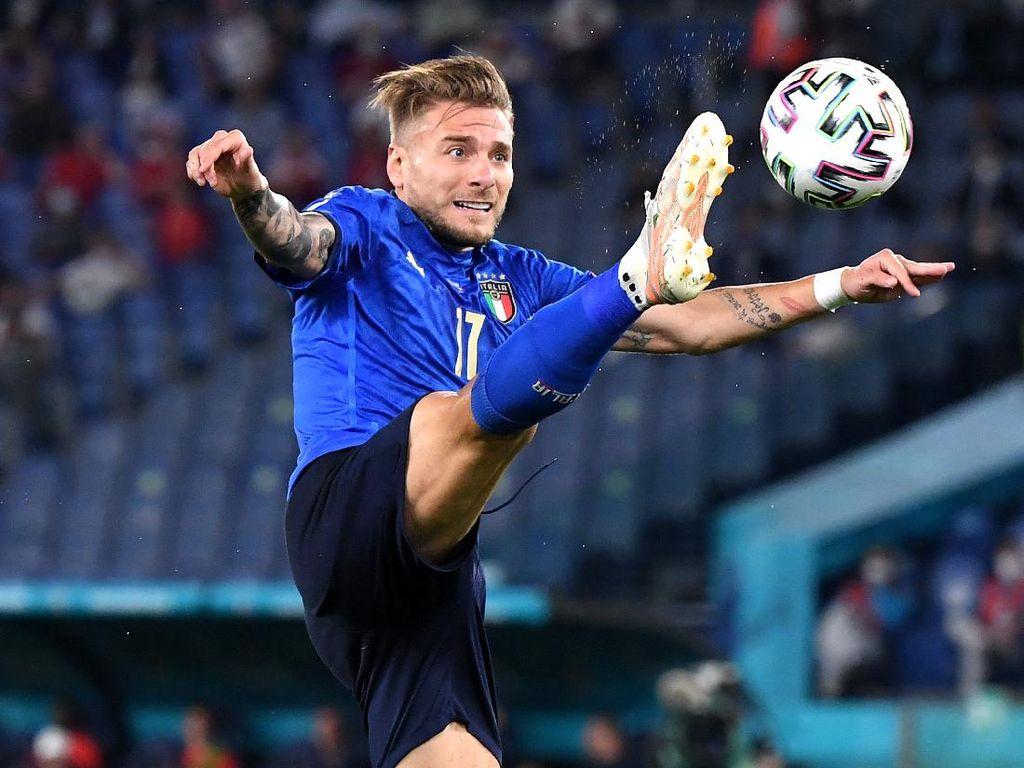 Puncak Top Skor Euro 2020 Dikuasai Pemain Liga Italia