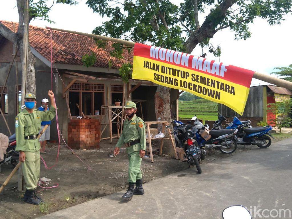 20 Warganya Positif, Satu Desa di Purbalingga Lockdown