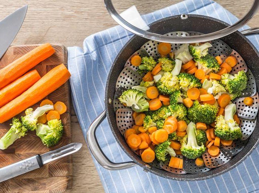 Rutin Makan Buah dan Sayuran Kukus, Wanita Ini Turun BB 17 Kg