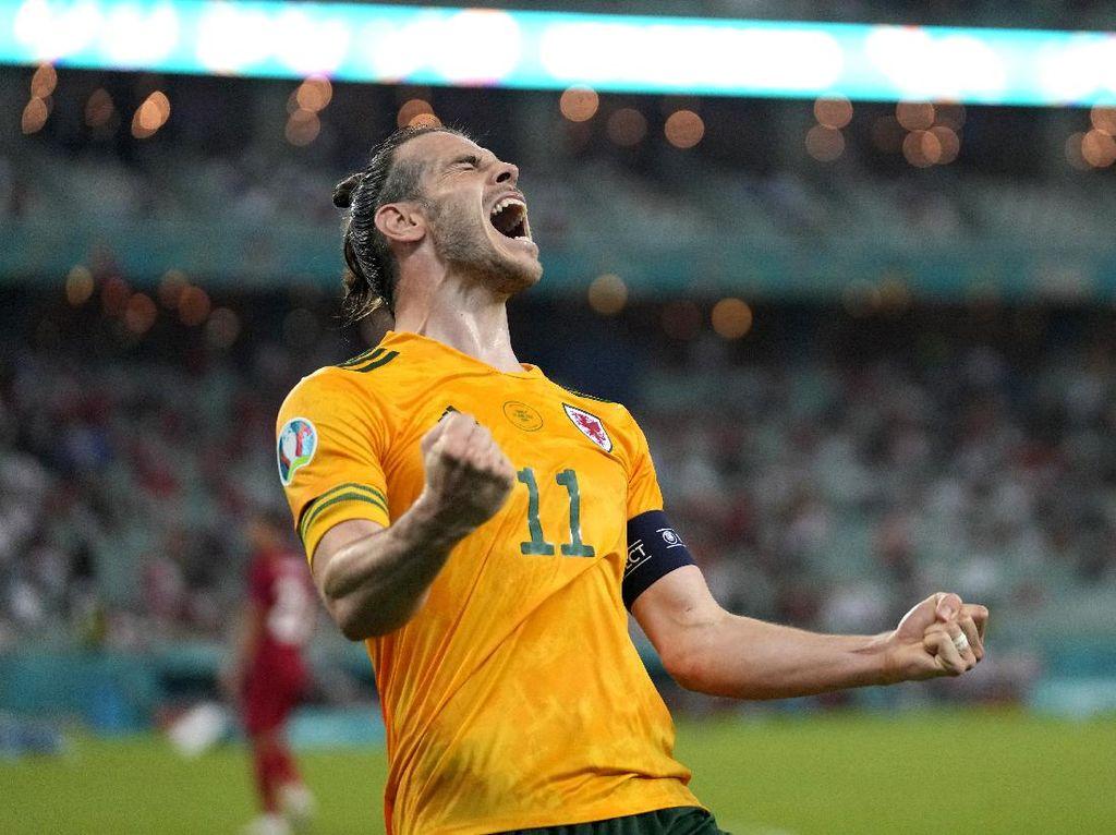 Wales Vs Denmark: Pujian Hojbjerg untuk Bale
