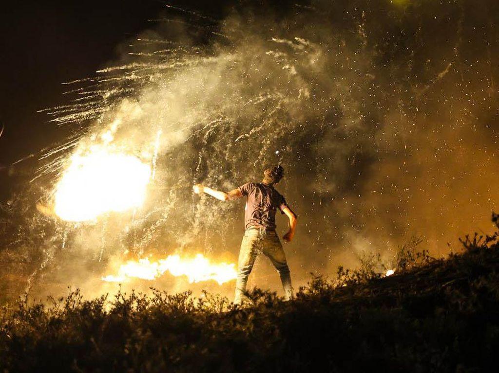 Gaza Memanas Lagi