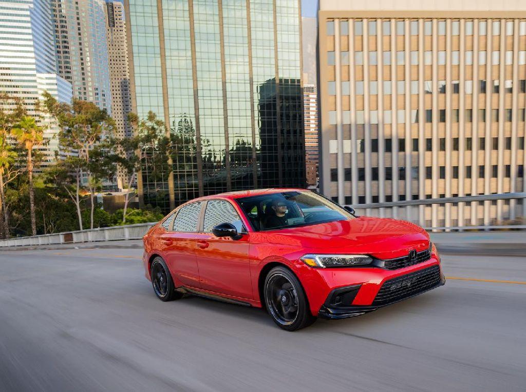 Honda Civic Generasi 11 Resmi Meluncur, Segini Harganya