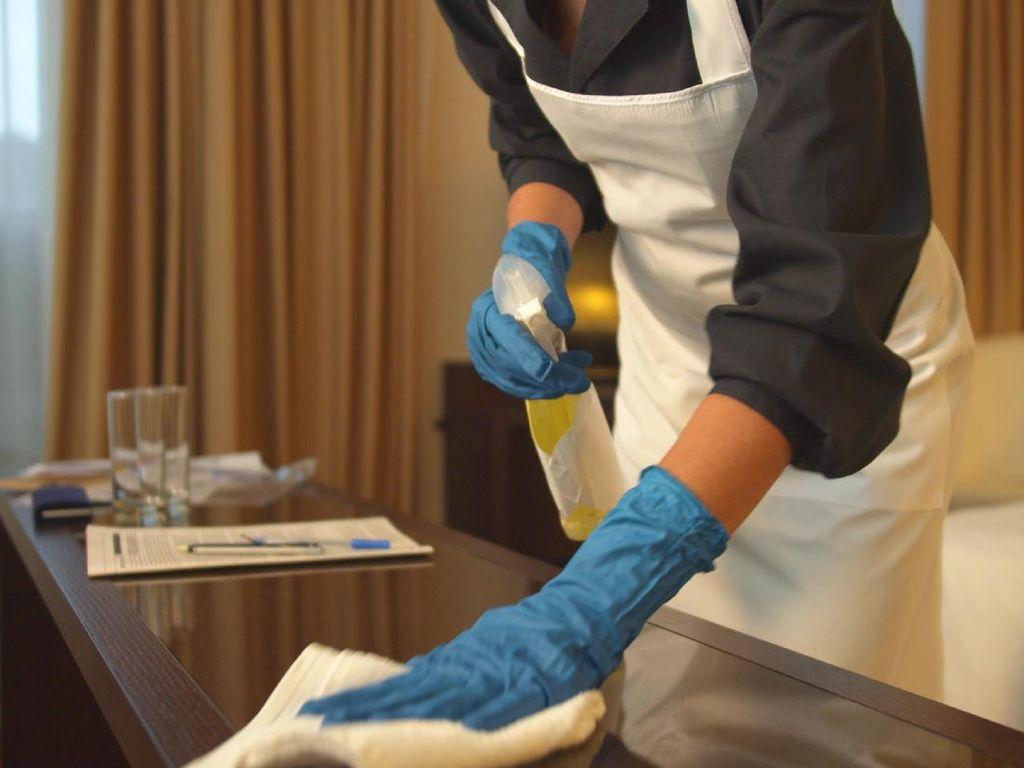 Saran Pramugari buat yang Nginap di Hotel: Jangan Pakai Gelas di Kamar!