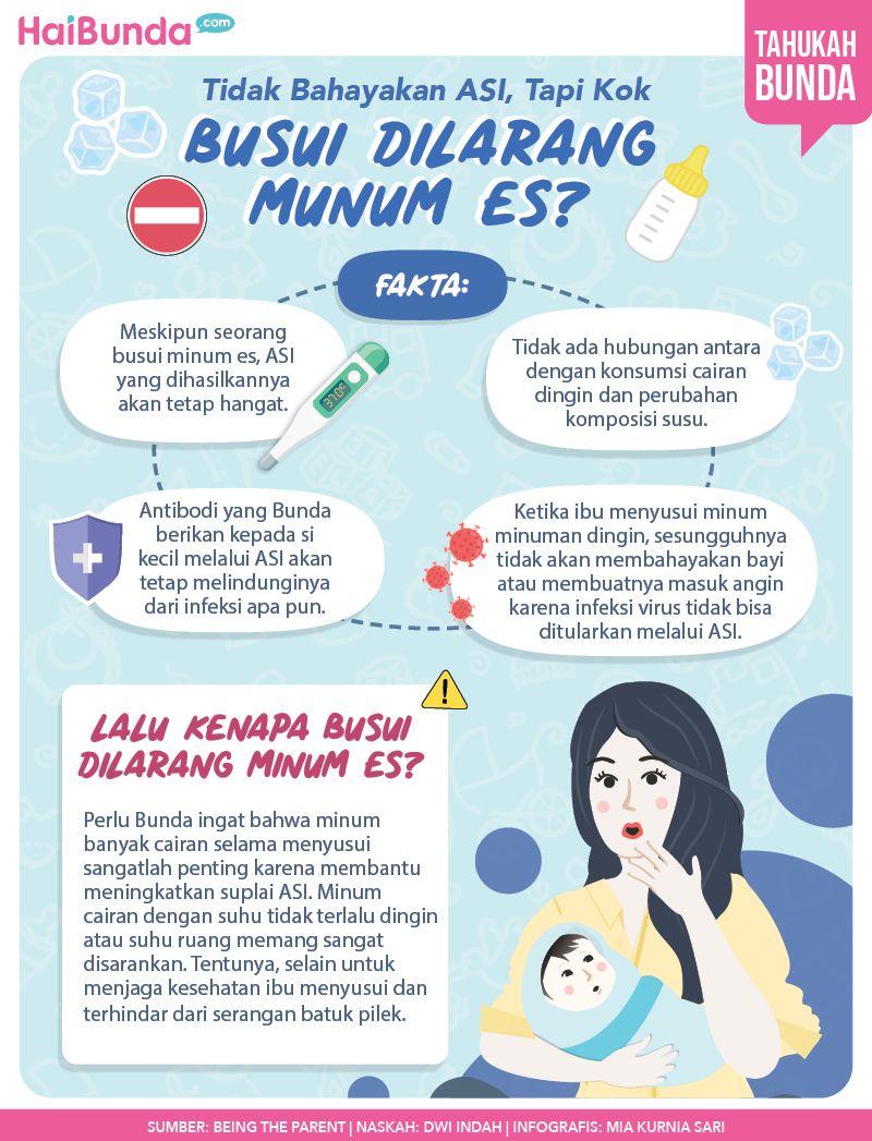 Infografis menyusui