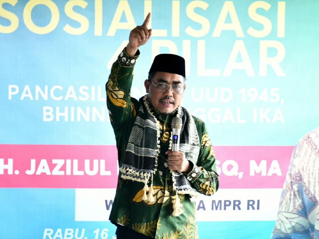 Jazilul Fawaid Dorong Santri dan Ulama Tak Antipolitik