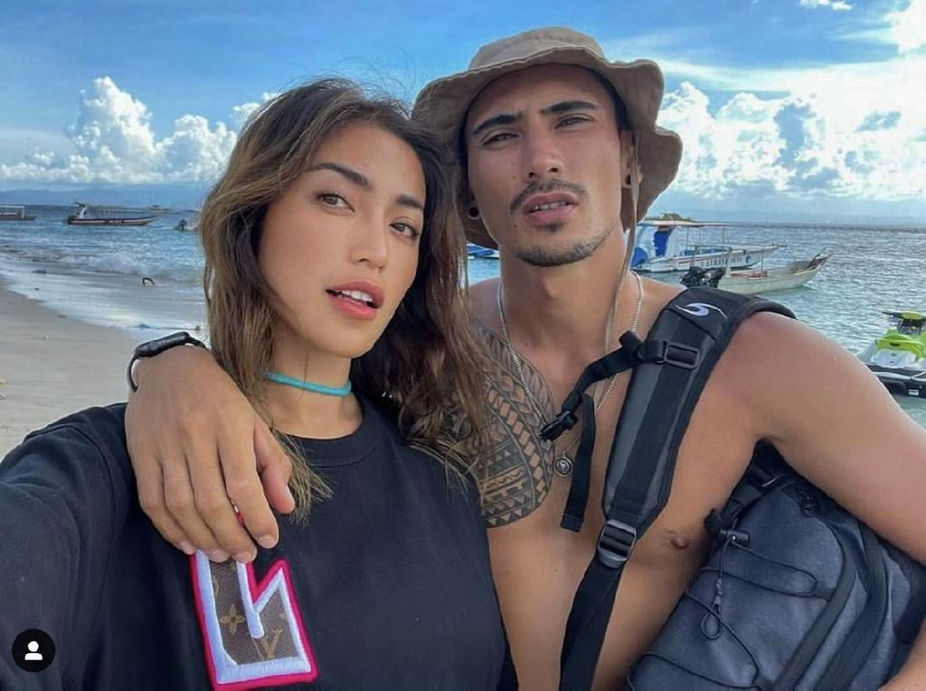 Jessica Iskandar dan Kekasih Sepakat Putus Jika Selingkuh