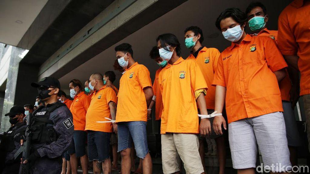 Lagi, Pelaku Pungli Dibekuk di Tanjung Priok