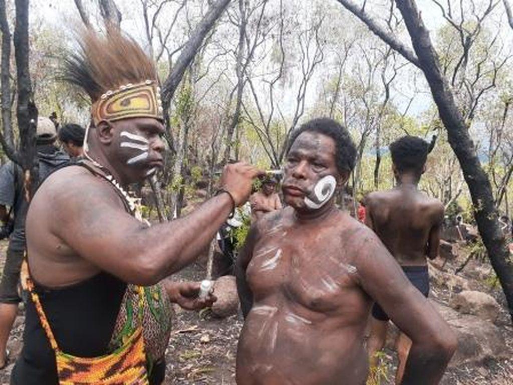 Saat Situs Arkeologi Papua Unjuk Gigi Secara Virtual di Bali