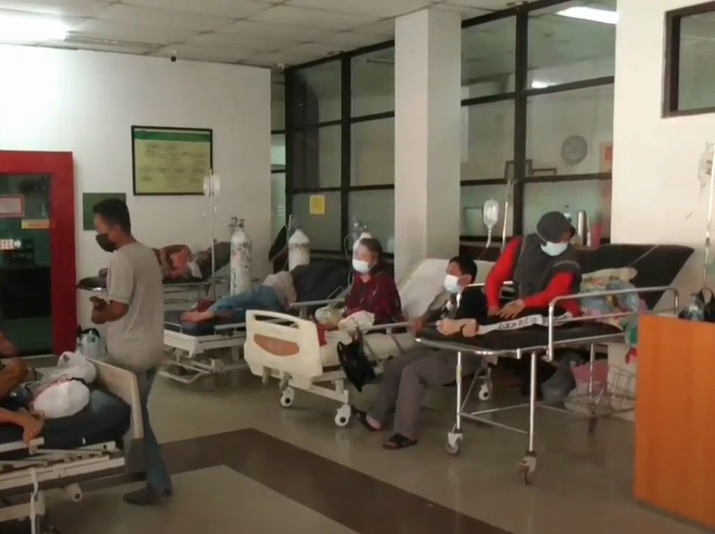 Skenario Pengendalian DKI Jakarta Hadapi Lonjakan Kasus COVID-19