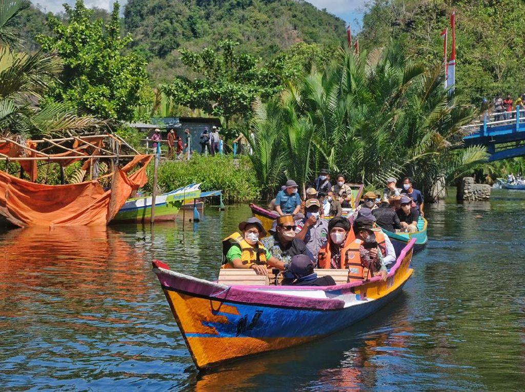 Kemenparekraf Ingin Jadikan Desa Wisata Destinasi Pariwisata Kelas Dunia