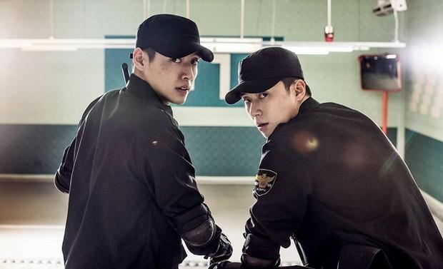 Park Seo Joon sebagai Ki Joon di film 'Midnight Runners'
