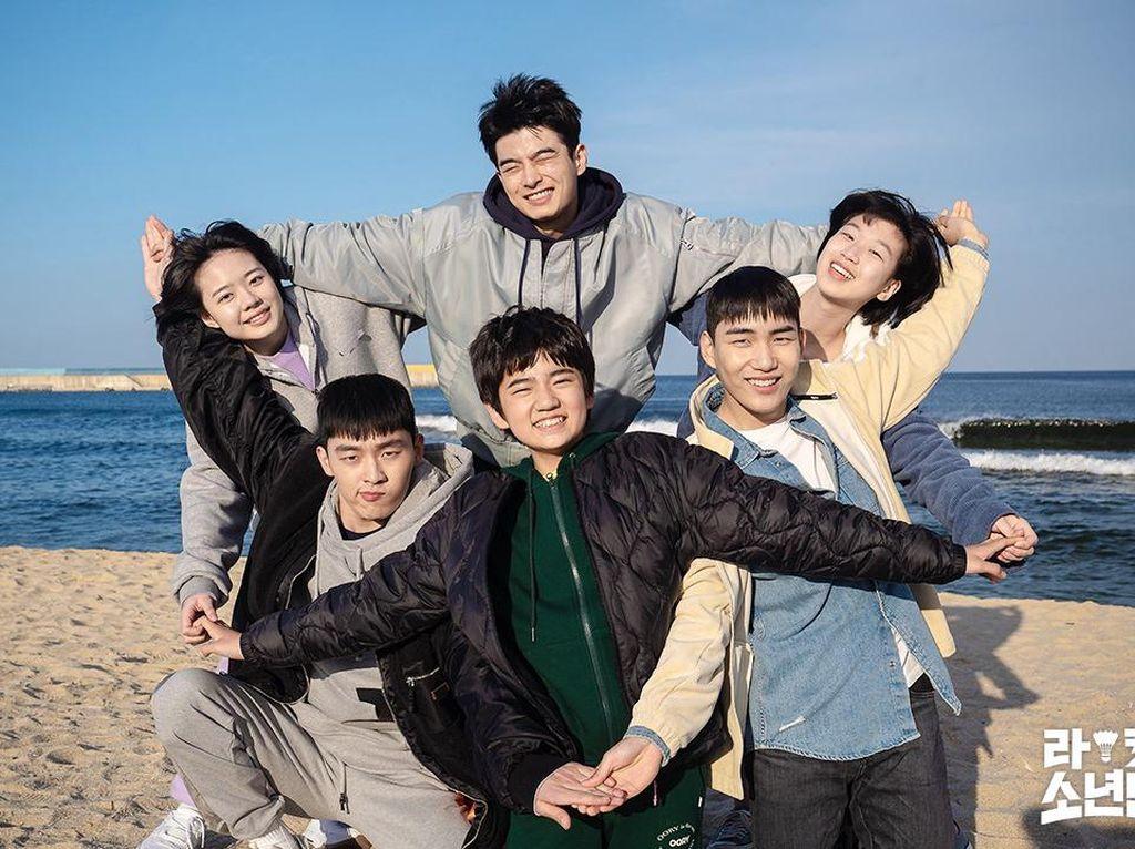Pakar Konten Komentari Isu Rasis di Drama Korea Racket Boys