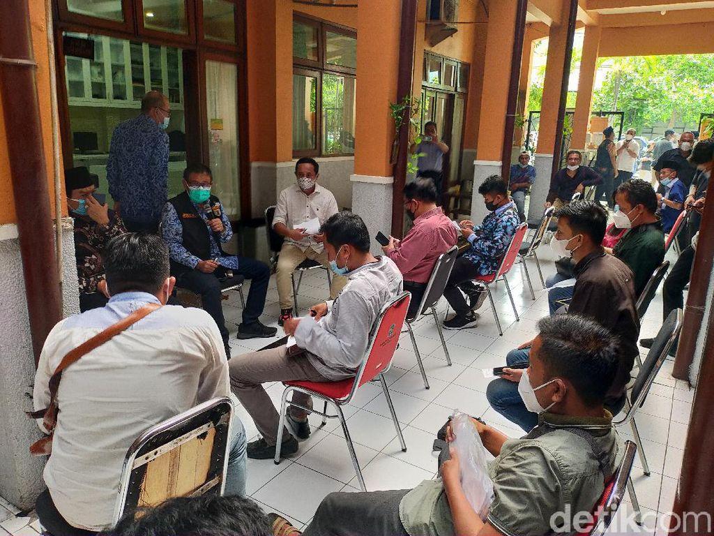 Penyekatan Suramadu, Pemkot Surabaya Audiensi dengan Gerakan Selamatkan Jatim