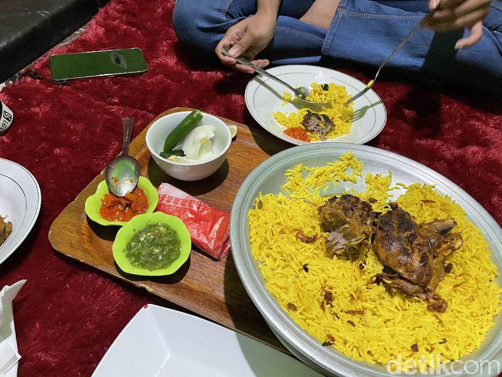 Sepi Pelaku Kawin Kontrak, Wisata Kuliner Arab pun Berguguran