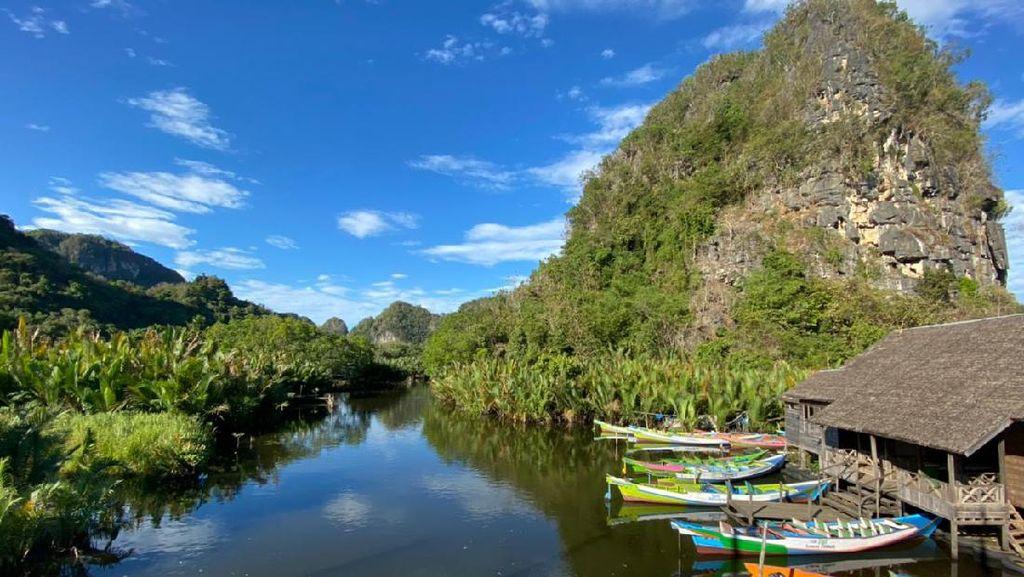 Indahnya Desa Ramang-ramang yang Akan Jadi UNESCO Geopark
