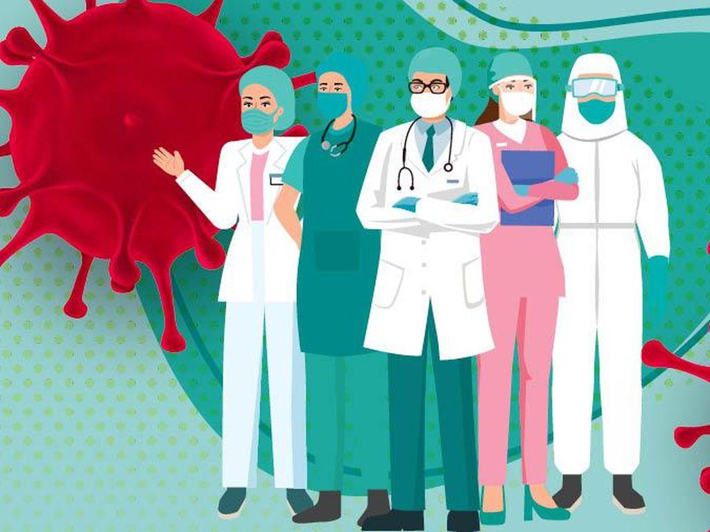 WHO Ganti Label Penyebutan Varian Mutasi Baru COVID-19