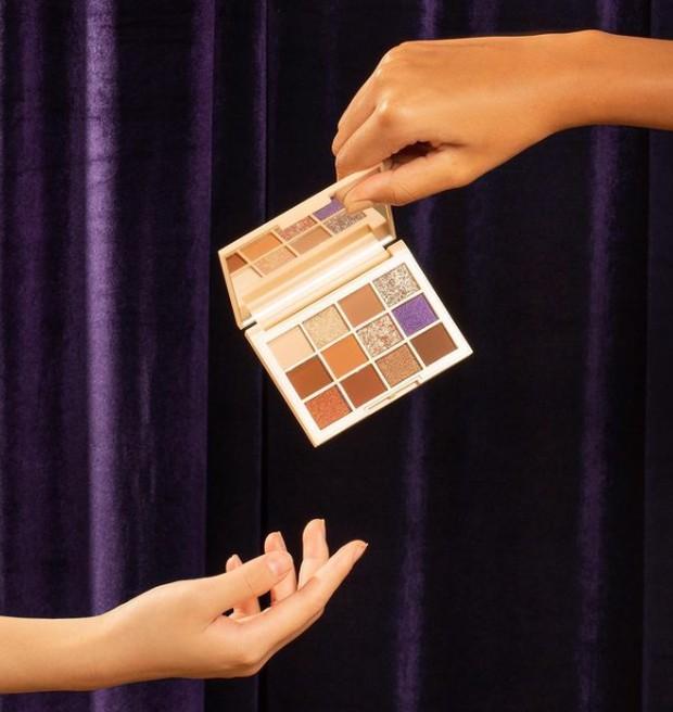Secondate Eyeshadow Palette Rude Nude